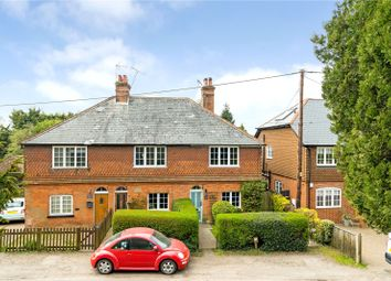 Maddox Cottages, Long Mill Lane, St Mary's Platt, Kent TN15. 2 bed terraced house for sale