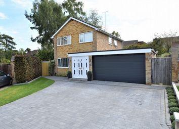 Fox Covert, Lightwater, Surrey GU18. 3 bed detached house for sale