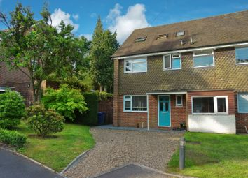 Thumbnail 4 bed semi-detached house for sale in Moorlands Close, Hindhead