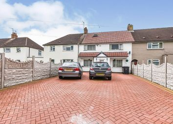 Thumbnail 4 bed terraced house for sale in Queen Street, Moxley, Wednesbury