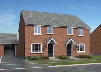 Thumbnail 3 bedroom semi-detached house for sale in Kingstone Grange, Kingstone, Herefordshire