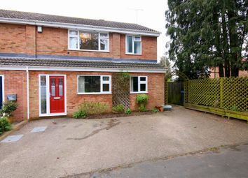 Thumbnail 4 bed semi-detached house for sale in Spicer Place, Bilton, Rugby