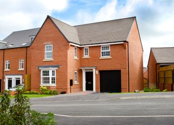 "Thumbnail 4 bedroom detached house for sale in ""Drummond"" at Wellfield Way, Whitchurch"