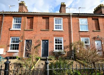 Thumbnail 3 bed terraced house for sale in Russell Terrace, Trowse