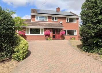Thumbnail 4 bed detached house for sale in Pipers Lane, Edgmond, Newport
