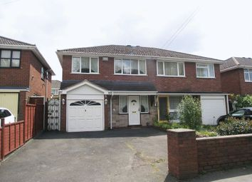 Thumbnail 3 bed semi-detached house for sale in Dudley, Netherton, Saltwells Road.