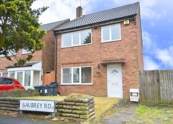 Thumbnail 3 bed detached house for sale in Aubrey Road, Quinton, Birmingham