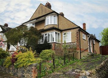 Thumbnail 2 bed semi-detached house for sale in Oak Tree Drive, Totteridge, London