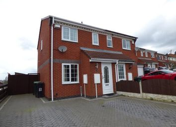 Thumbnail 2 bed semi-detached house for sale in St. James Avenue, Rowley Regis, West Midlands