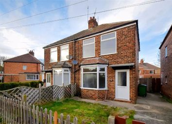 Thumbnail 2 bed semi-detached house to rent in Margaret Grove, Hessle