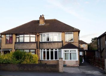 Thumbnail 4 bed semi-detached house to rent in Carr Manor Road, Moortown, Leeds