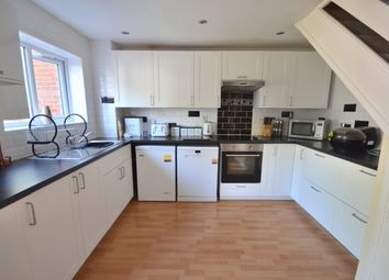 Thumbnail 3 bed terraced house to rent in Silverspot Close, Rainham, Gillingham