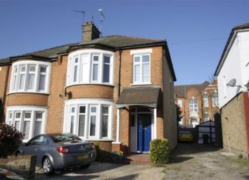Thumbnail 3 bed end terrace house to rent in Victoria Road, Southend On Sea, Essex