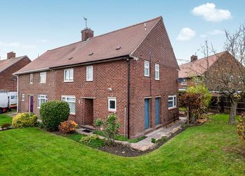 Thumbnail 3 bed semi-detached house to rent in Linwood Crescent, Eastwood, Nottingham