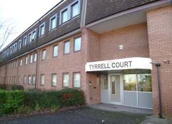 Thumbnail 1 bed flat to rent in Tyyrell Court, Southampton