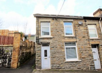 Thumbnail 4 bed end terrace house for sale in George Street, Aberdare, Rhondda Cynon Taf
