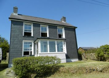 Thumbnail 4 bed detached house for sale in Capel Iwan, Newcastle Emlyn