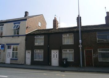 Thumbnail 2 bed terraced house to rent in Cross Street, Macclesfield