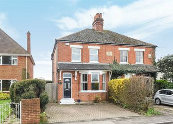 Thumbnail 3 bed semi-detached house for sale in Aylesford Villas, Hurst, Berkshire