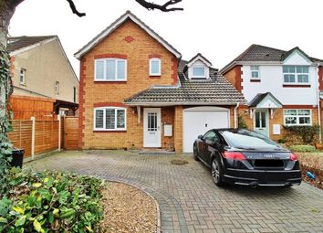 Thumbnail 3 bed detached house for sale in Central Road, Drayton, Portsmouth