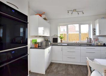 Thumbnail 4 bed detached house for sale in Strettit Gardens, East Peckham, Tonbridge, Kent