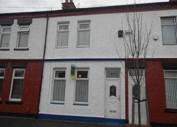 Thumbnail 2 bed terraced house for sale in Duke Street, Birkenhead, Merseyside