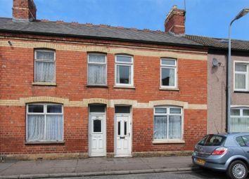 Thumbnail 3 bed terraced house for sale in Redlaver Street, Grangetown, Cardiff