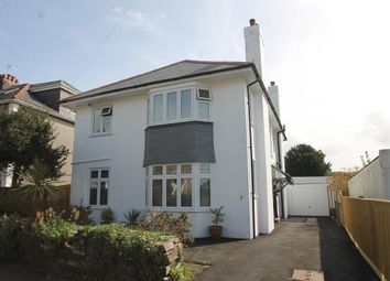 Thumbnail 4 bed detached house for sale in Tor Crescent, Hartley, Plymouth