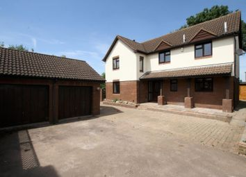 Thumbnail 4 bed detached house to rent in Honeysuckle Close, Prestbury, Cheltenham