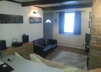 Thumbnail 2 bed cottage for sale in Chapel Street, Bradford