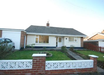 Thumbnail 3 bed detached bungalow for sale in The Demesne, Ashington