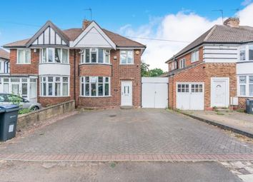 Thumbnail 3 bedroom semi-detached house for sale in Colebourne Road, Kings Heath, Birmingham, West Midlands