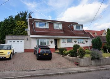 Thumbnail 4 bed detached house for sale in Brynheulog Road, Newport