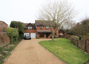 4 bed detached house for sale in Abbots Way, Netley Abbey, Southampton SO31