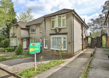 Thumbnail 2 bed flat for sale in Heath Halt Road, Cyncoed, Cardiff