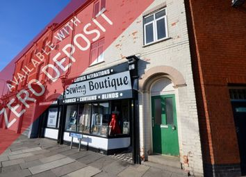 Thumbnail 2 bed flat to rent in High Street, Cleethorpes