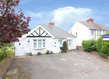 Thumbnail 3 bed detached bungalow for sale in Victoria Road, Capel-Le-Ferne, Folkestone