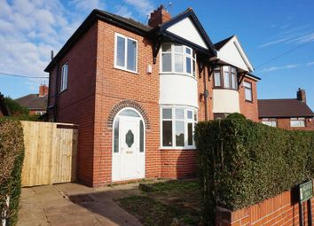 Thumbnail 3 bed semi-detached house for sale in Highfield Drive, Blurton, Stoke-On-Trent, Staffordshire