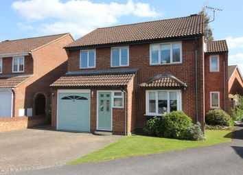 Thumbnail 4 bed detached house for sale in Berkeley Gardens, Hedge End, Southampton