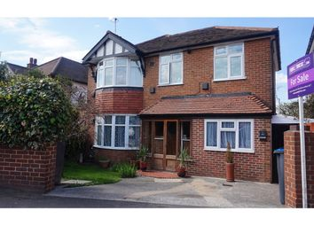 Thumbnail 2 bed flat for sale in Tolworth Rise North, Surbiton
