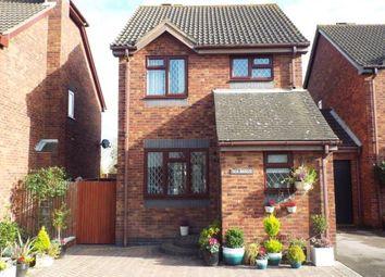 Thumbnail 3 bed detached house for sale in Stubbington, Fareham, Hampshire