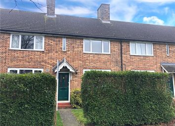 Thumbnail 3 bed terraced house for sale in The Close, Dishforth Airfield, Thirsk