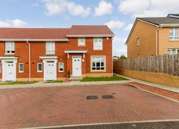 Thumbnail 2 bed end terrace house for sale in Arthur Walk, Cambuslang, Glasgow, South Lanarkshire