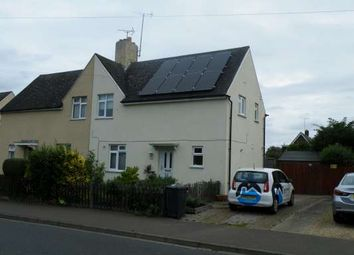 Thumbnail 3 bed semi-detached house to rent in Fulbridge Road, Werrington, Peterborough