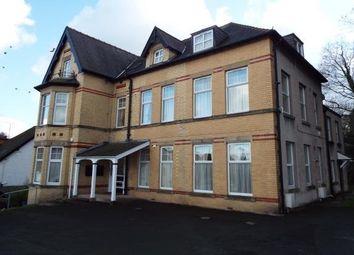 Thumbnail 1 bed flat to rent in Nant Y Glyn Road, Colwyn Bay