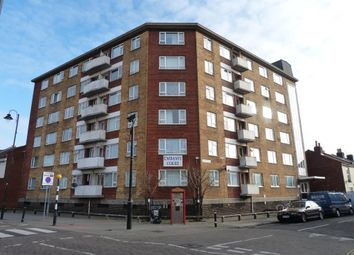 Thumbnail 2 bedroom flat to rent in Embassy Court, Bramble Road, Portsmouth