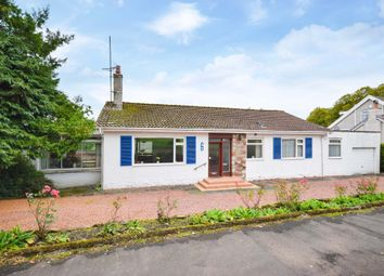 Thumbnail 4 bed detached bungalow for sale in Woodside Road, Carmunnock, Glasgow