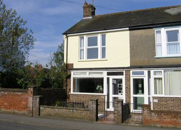 Thumbnail 3 bed end terrace house for sale in Lowestoft Road, Reydon, Southwold, Suffolk