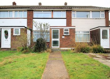 Thumbnail 3 bed terraced house to rent in Jubilee Avenue, Romford, Essex