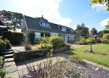 Thumbnail 4 bed detached house for sale in Rectory Lane, Emley, Huddersfield